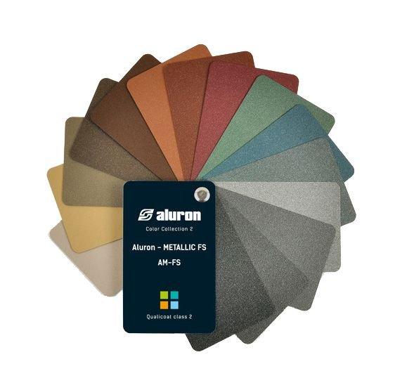 Farbenpalette ALURON AM-FS