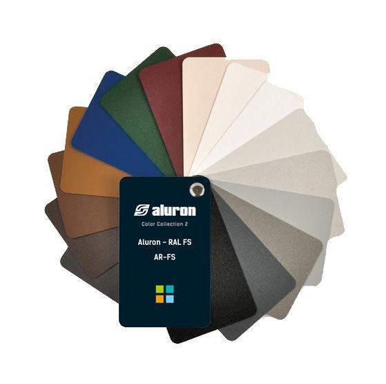 Farbenpalette ALURON AR-FS